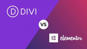 Elementor vs Divi