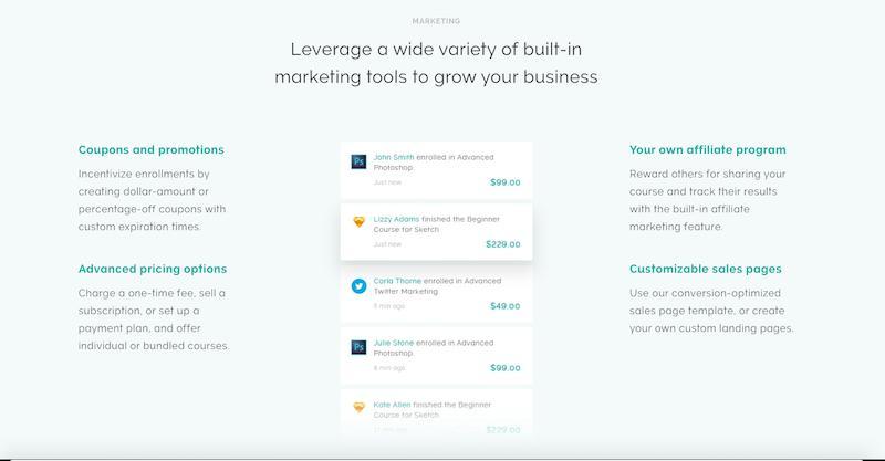 Teachable-Marketing Automation