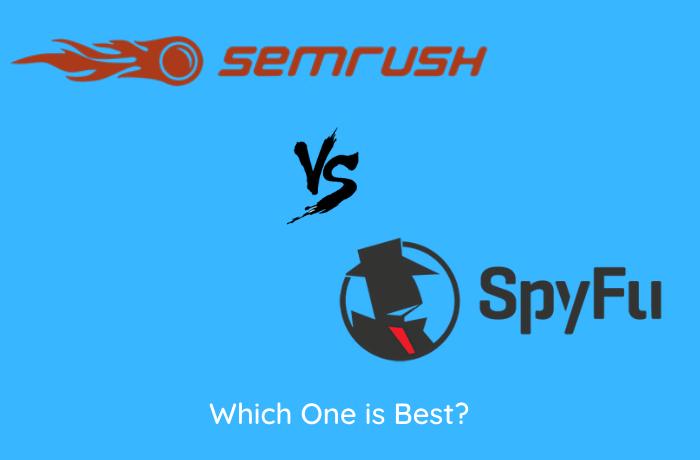 SEMrush Vs Spyfu